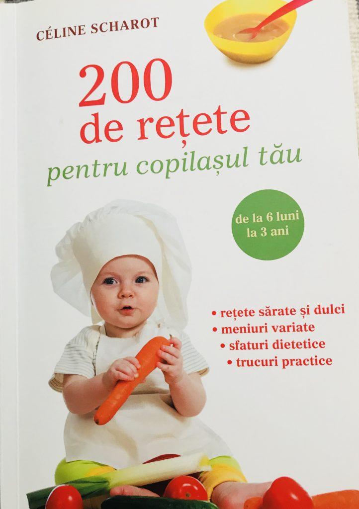 200 de rețete pentru copii mici