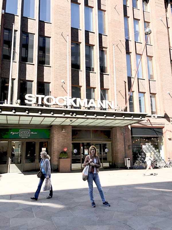 city break la Helsinki
